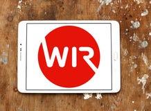 Логотип банка WIR Стоковое Изображение