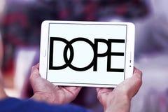 Логотип бренда допинга Стоковая Фотография