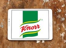 Логотип бренда еды Knorr Стоковое Изображение