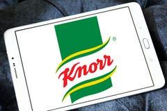 Логотип бренда еды Knorr Стоковые Фотографии RF