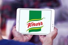 Логотип бренда еды Knorr Стоковое фото RF