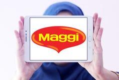 Логотип бренда еды Maggi Стоковые Фото
