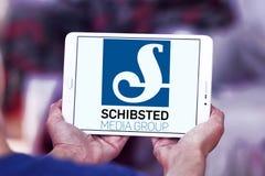 Логотип группы средств массовой информации Schibsted Стоковое Изображение RF