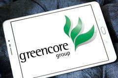 Логотип группы Greencore Стоковое Фото