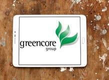Логотип группы Greencore Стоковое фото RF