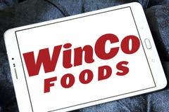 Логотип еды WinCo Стоковая Фотография