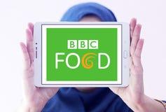 Логотип еды Bbc Стоковое Изображение