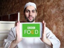 Логотип еды Bbc Стоковое фото RF