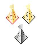 Логотип здания Стоковые Фотографии RF