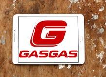 Логотип изготовителя мотоцикла газа газа Стоковая Фотография RF