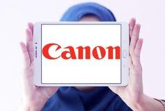Логотип канона Стоковое Изображение RF