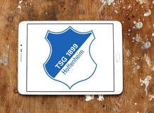 Логотип 1899 клуба футбола TSG Hoffenheim Стоковые Изображения