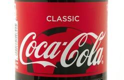 Логотип кока-колы Стоковая Фотография