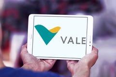 Логотип компании Вейл Стоковые Фотографии RF