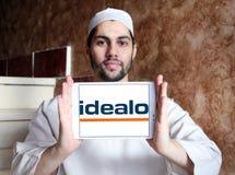 Логотип компании интернета Idealo Стоковое Изображение