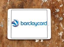 Логотип компании кредитной карточки Barclaycard Стоковая Фотография