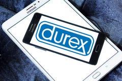 Логотип компании презервативов Durex стоковое изображение rf