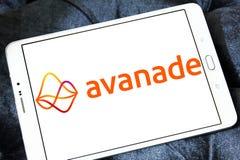 Логотип компании профессиональных услуг Avanade Стоковые Фото