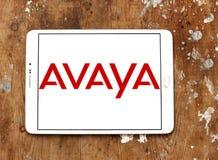 Логотип компании Avaya Стоковые Фото