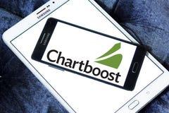 Логотип компании Chartboost Стоковые Фотографии RF