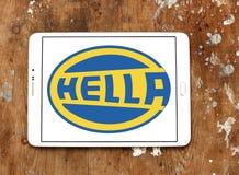 Логотип компании Hella Стоковые Фото