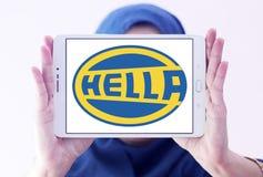 Логотип компании Hella Стоковое Изображение