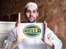 Логотип компании Hella Стоковое Изображение RF