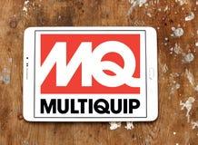 Логотип компании Multiquip Стоковая Фотография RF