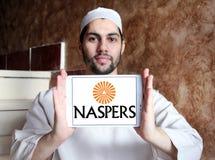 Логотип компании Naspers Стоковая Фотография RF