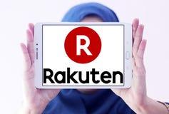 Логотип компании Rakuten Стоковое Изображение RF
