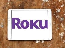 Логотип компании Roku Стоковое Изображение