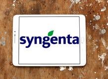 Логотип компании Syngenta стоковые фотографии rf