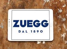 Логотип компании Zuegg стоковая фотография