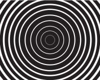 логотип круга вортекса и шаблон символов иллюстрация штока