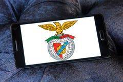 Логотип клуба футбола SL Benfica Стоковая Фотография RF