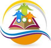 Логотип образования Стоковое Фото