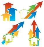 Логотип дома бесплатная иллюстрация