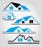 Логотип дома Стоковая Фотография RF