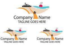 Логотип перемещения в наличии Стоковое Фото