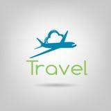 Логотип перемещения Стоковая Фотография RF