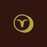 Логотип письма t бесплатная иллюстрация