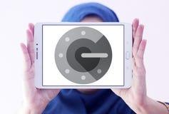 Логотип применения Authenticator Google Стоковые Изображения RF