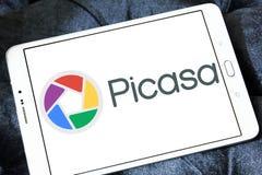 Логотип применения Picasa Стоковая Фотография