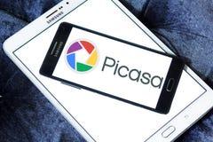 Логотип применения Picasa Стоковые Фото