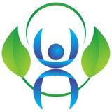 Логотип природы бесплатная иллюстрация
