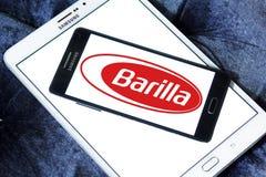 Логотип продовольственной компании Barilla стоковое фото rf