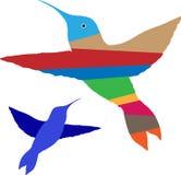 Логотип птицы иллюстрация вектора