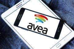 Логотип радиосвязей Avea передвижной Стоковое Фото