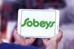 Логотип розничного торговца еды Sobeys Стоковые Изображения