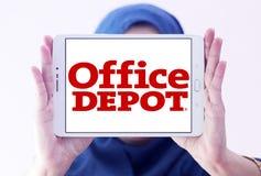 Логотип розничного торговца Office Depot Стоковые Изображения